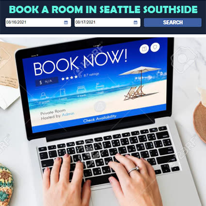 Book a Hotel Room in Seattle Southside