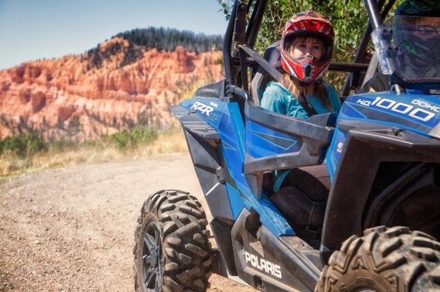 Explore over 600 miles of OHV trails in Bear Flat Meadow
