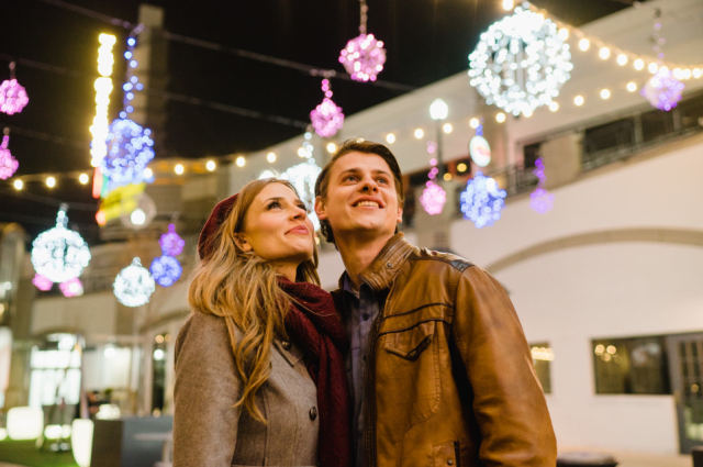Salt Lake's Holiday season is full of perfect date night opportunities