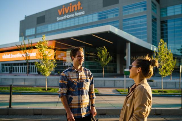 Vivint Smart Home Arena