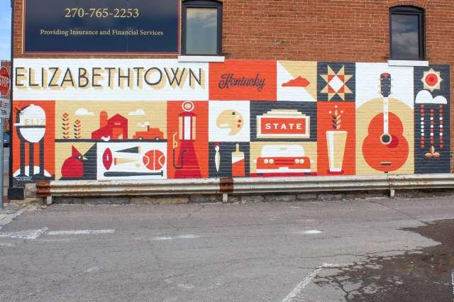 Elizabethtown Mural