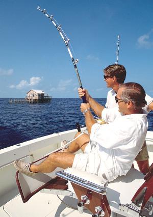 Fishing Bull Bay