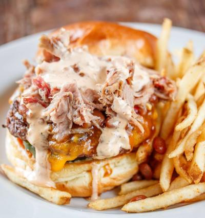Puckett's Burger