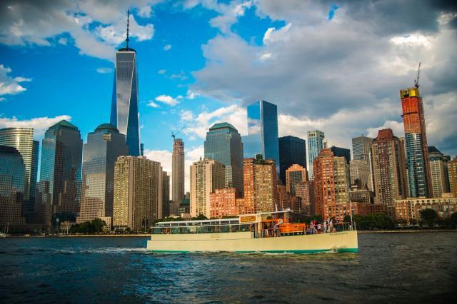 Classic Harbor Line, Lower Manhattan, NYC