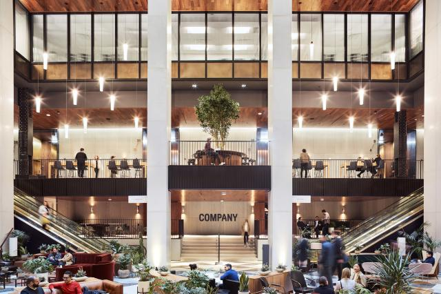 Company, event space, NYC