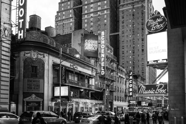 Black on Broadway - Hero