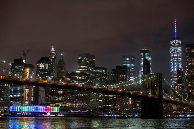 Pride Buildings, Manhattan, NYC