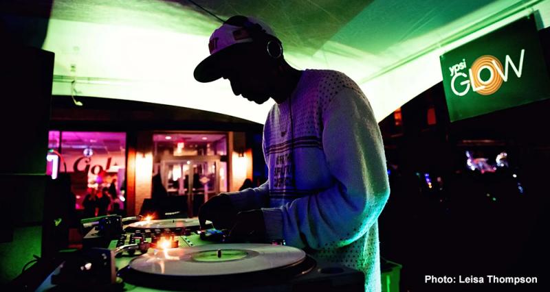 ypsiGLOW DJ