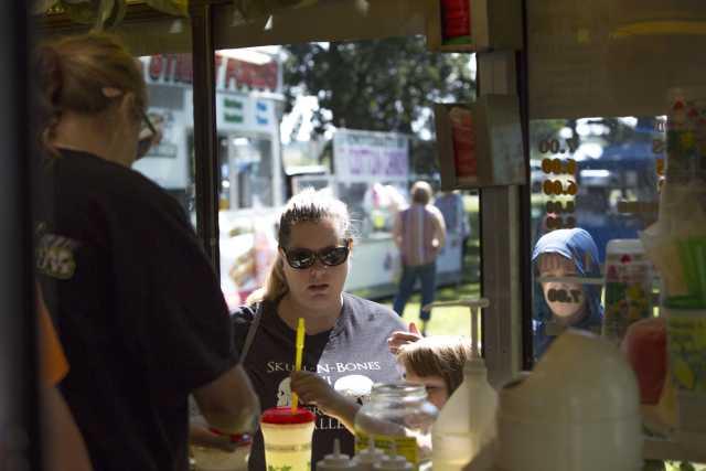 Lake Hallie Food Fest Food Truck