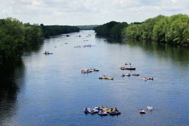 World's Largest Tubing and Floating Event!