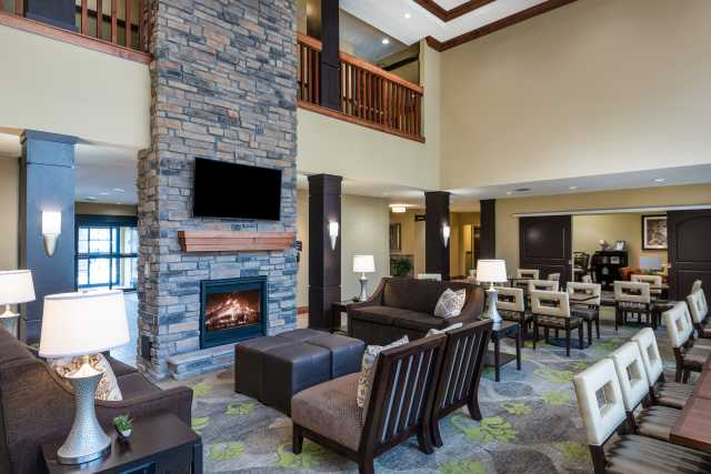 The Great Room at Staybridge Suites in Altoona