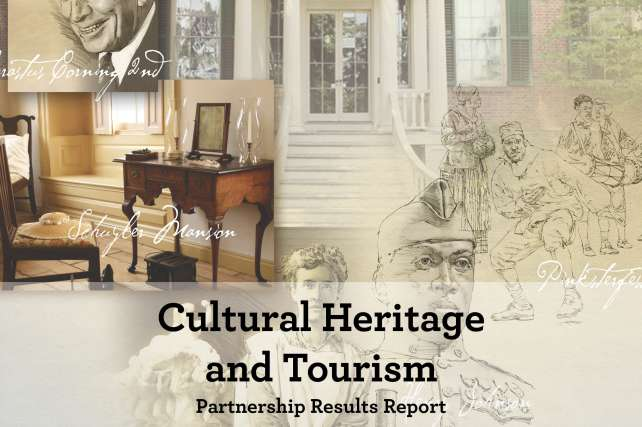 Read the Cultural Heritage and Tourism Partnership Results Report
