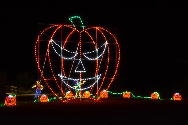 Racine Zoo Halloween Glow