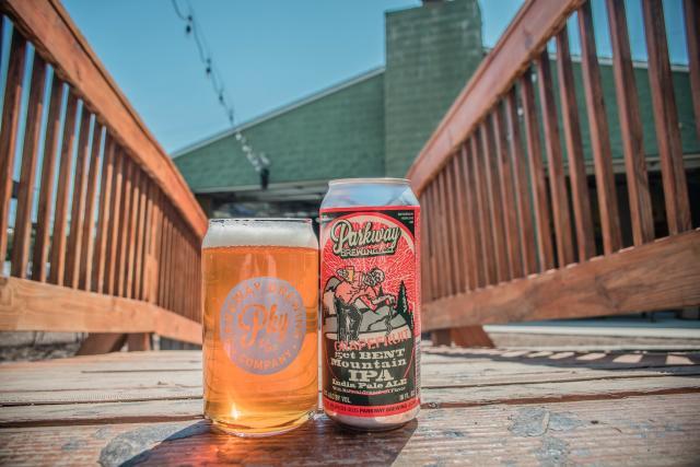 Parkway Brewing Company - Salem, VA