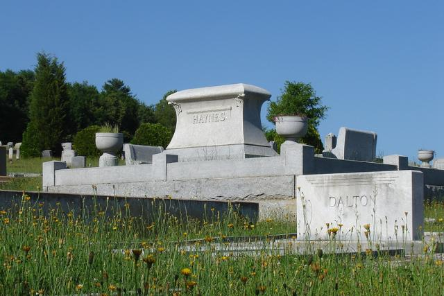 Cliffside Cemetery