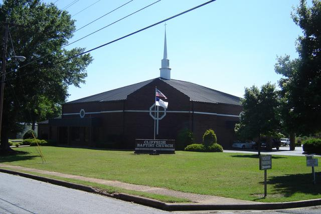 Cliffside Baptist Church