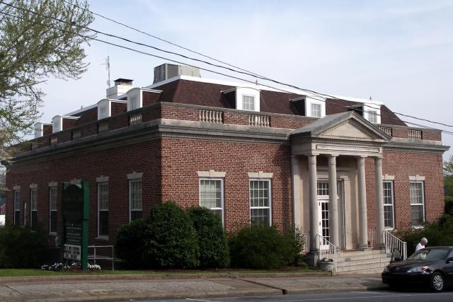 Woodrow Jones Building