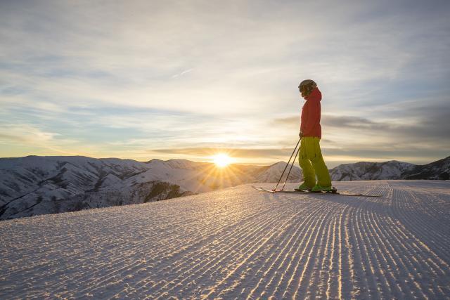 Sundance Mountain Resort Winter Lodging