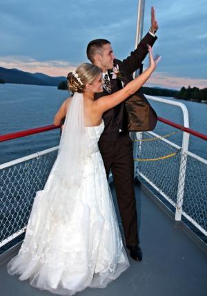 Lake George Steamboat Company Wedding