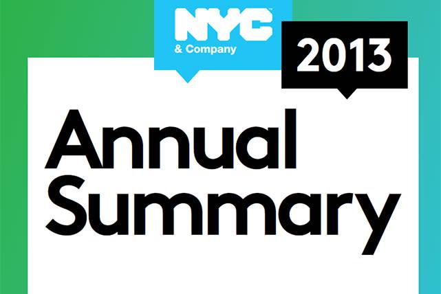 2013 Annual Summary