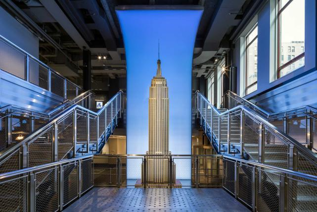 empire state building, 2019