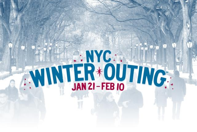 Winter Outing, creative