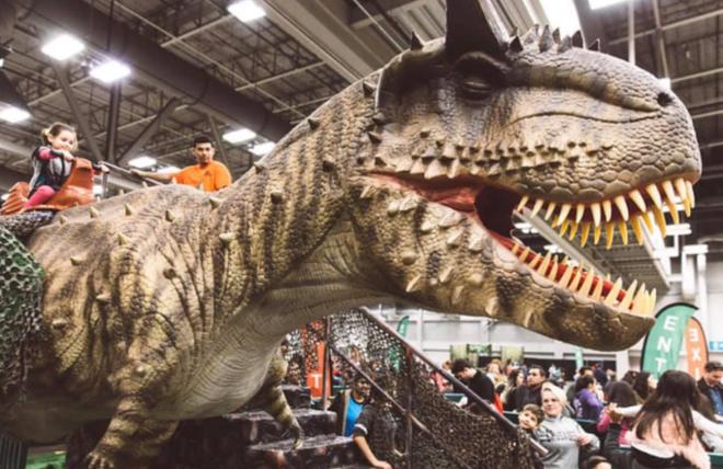 Jurassic Quest - Roanoke