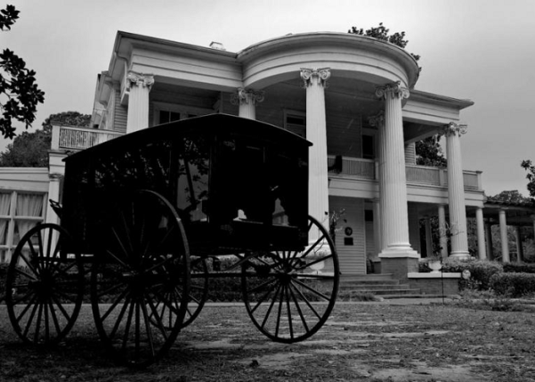 Fort Bend Museum Ghost Tours