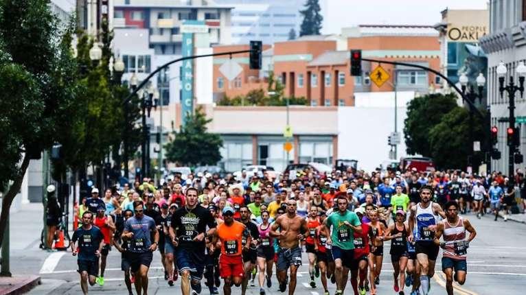 OakTown Half Marathon