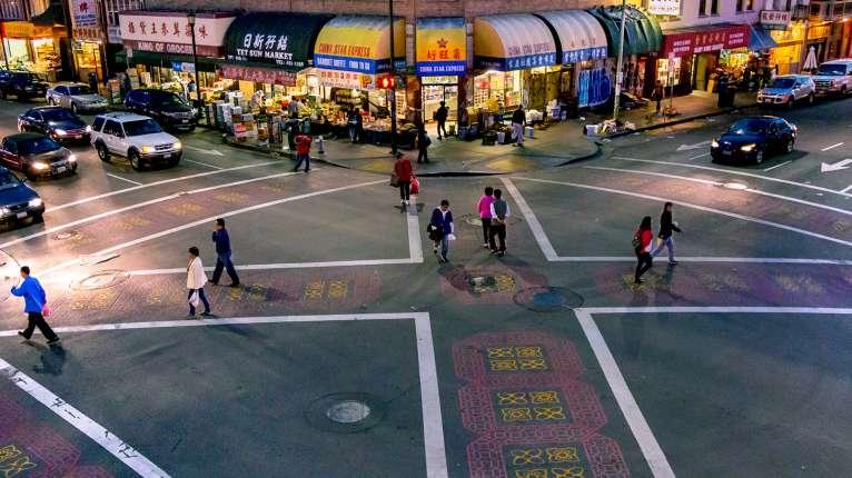 Chinatown Neighborhood