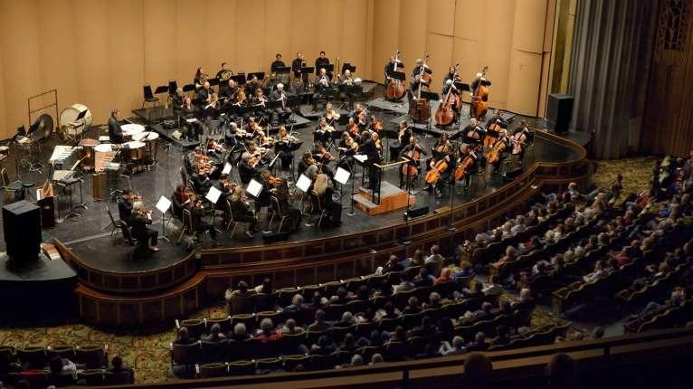 Oakland Symphony concert