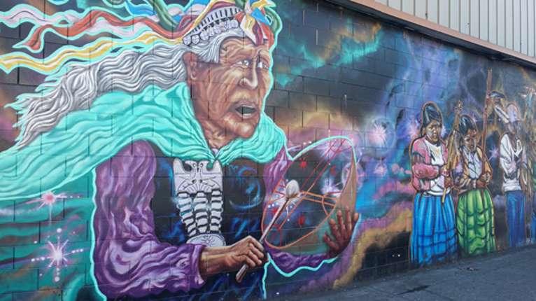 Big Mural Fruitvale