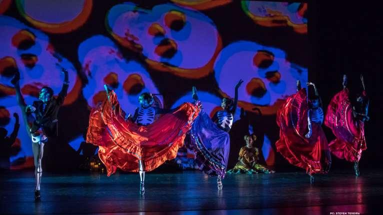 Oakland Ballet Luna Mexicana