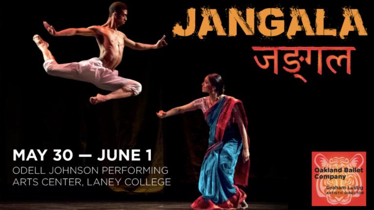 Oakland ballet presents Jangala