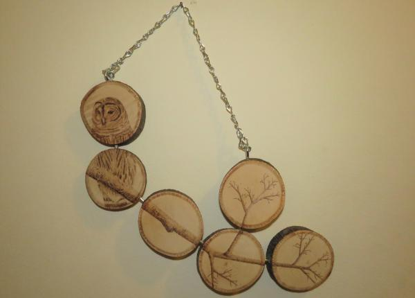 Roots Pyrography