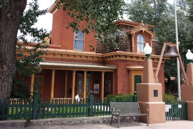 The Silver City Museum