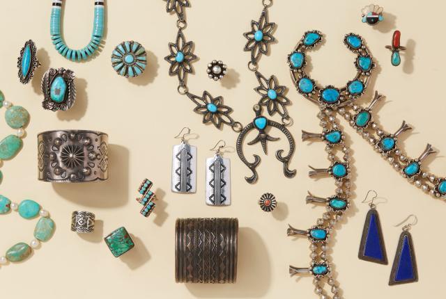 Native Jewelry