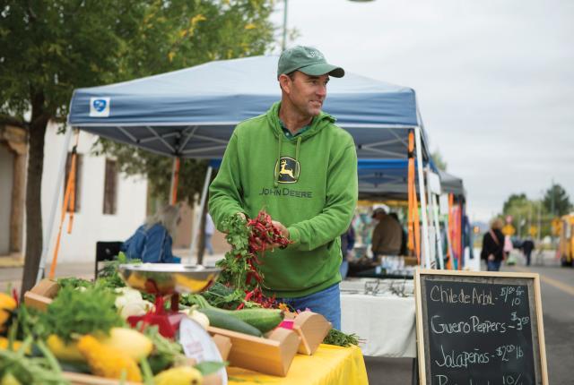 Las Cruces Farmer's Market