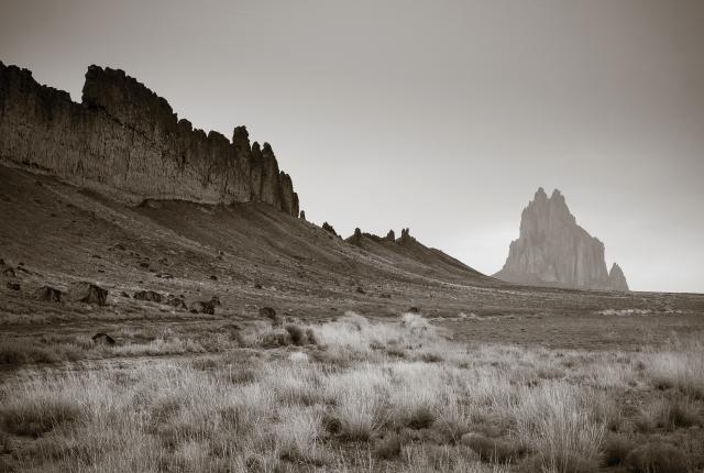 Shiprock National Monument