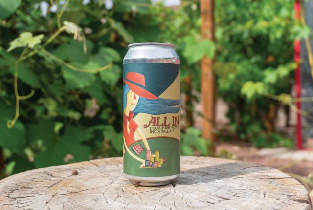 All In IPA from La Cumbre Brewing