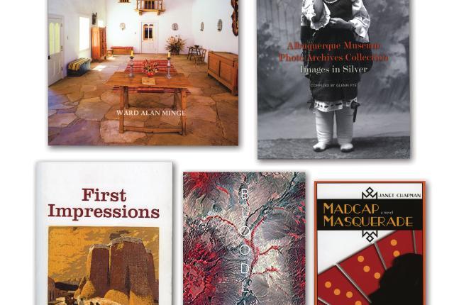 February Books Covers