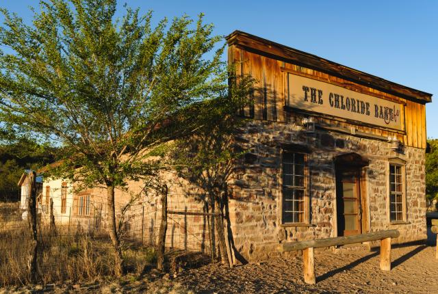 Ghost Towns, New Mexico Magazine