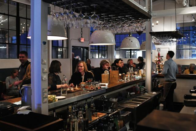 Bar Campo in Los Poblanos Inn