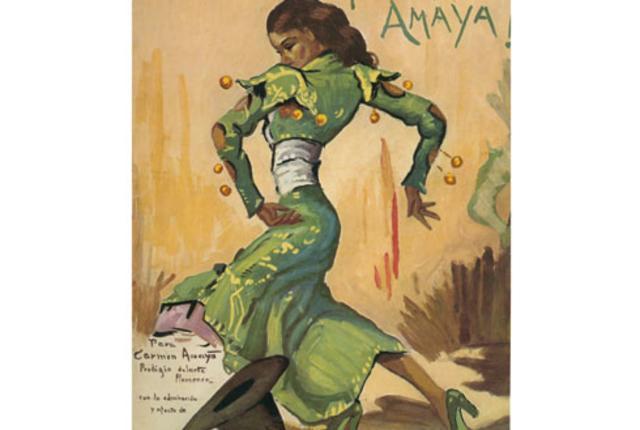 FLAMENCO Carmen Amaya Main