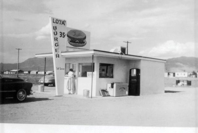 The first Blake's Lotaburger Store