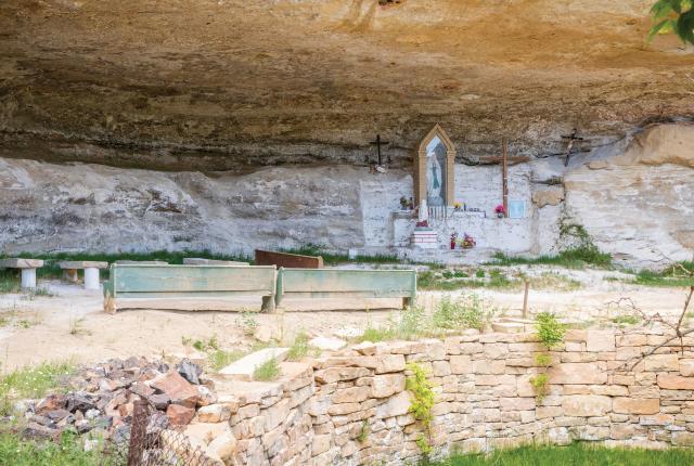 Los Portales Shrine