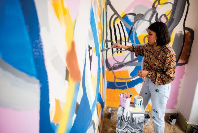 Grace Rosario Perkins at Loom Gallery