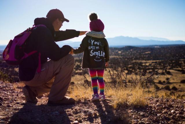 Hiking the Galisteo Basin