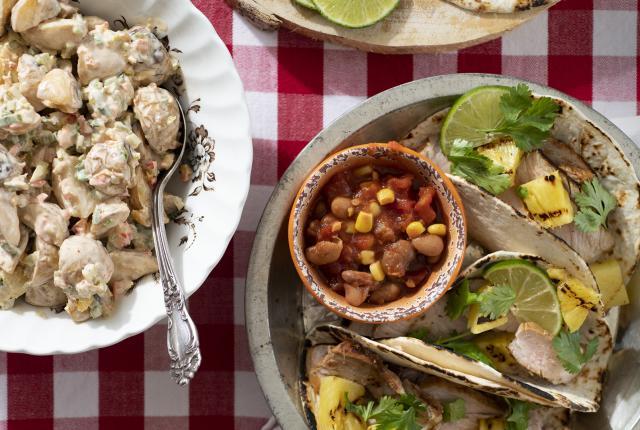 Tasting: Grilling, Johnny Vee, New Mexico Magazine
