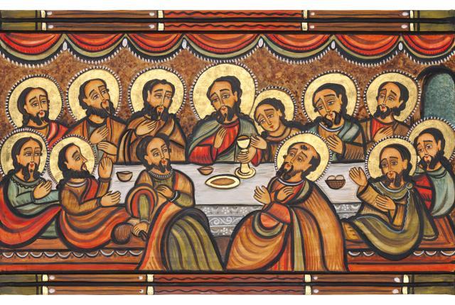 Last Supper, by Nicholas Otero